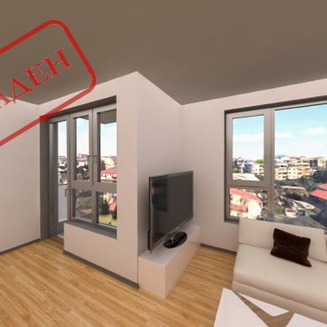 "3-стаен апартамент сред простор и полите на ""Витоша""."